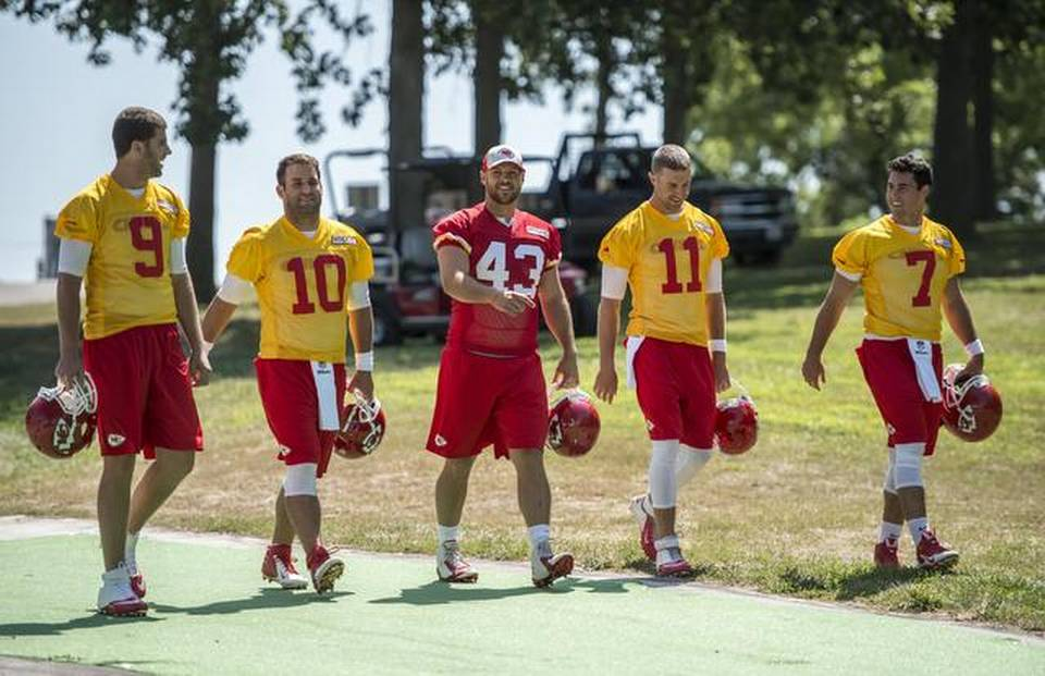 Chiefs Training Camp: Andy Reid & Contracts [video]