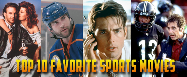 Top 10 Sports Movies of All-Time