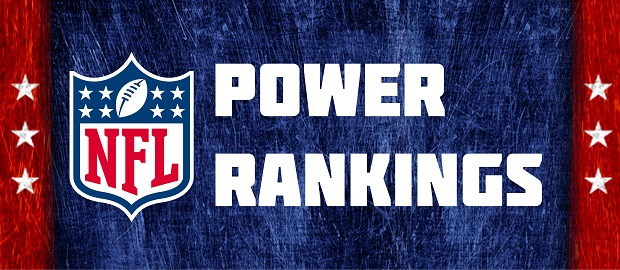 NFL Power Rankings: Week 13