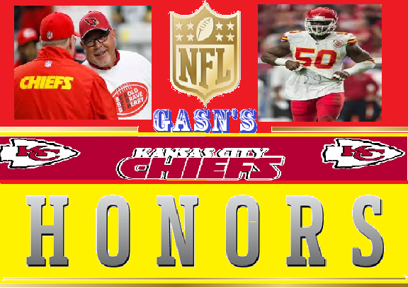 Kansas City Chiefs Honors Awards 2014