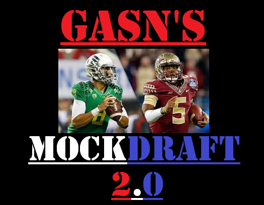 2015 NFL Mock Draft 2.0