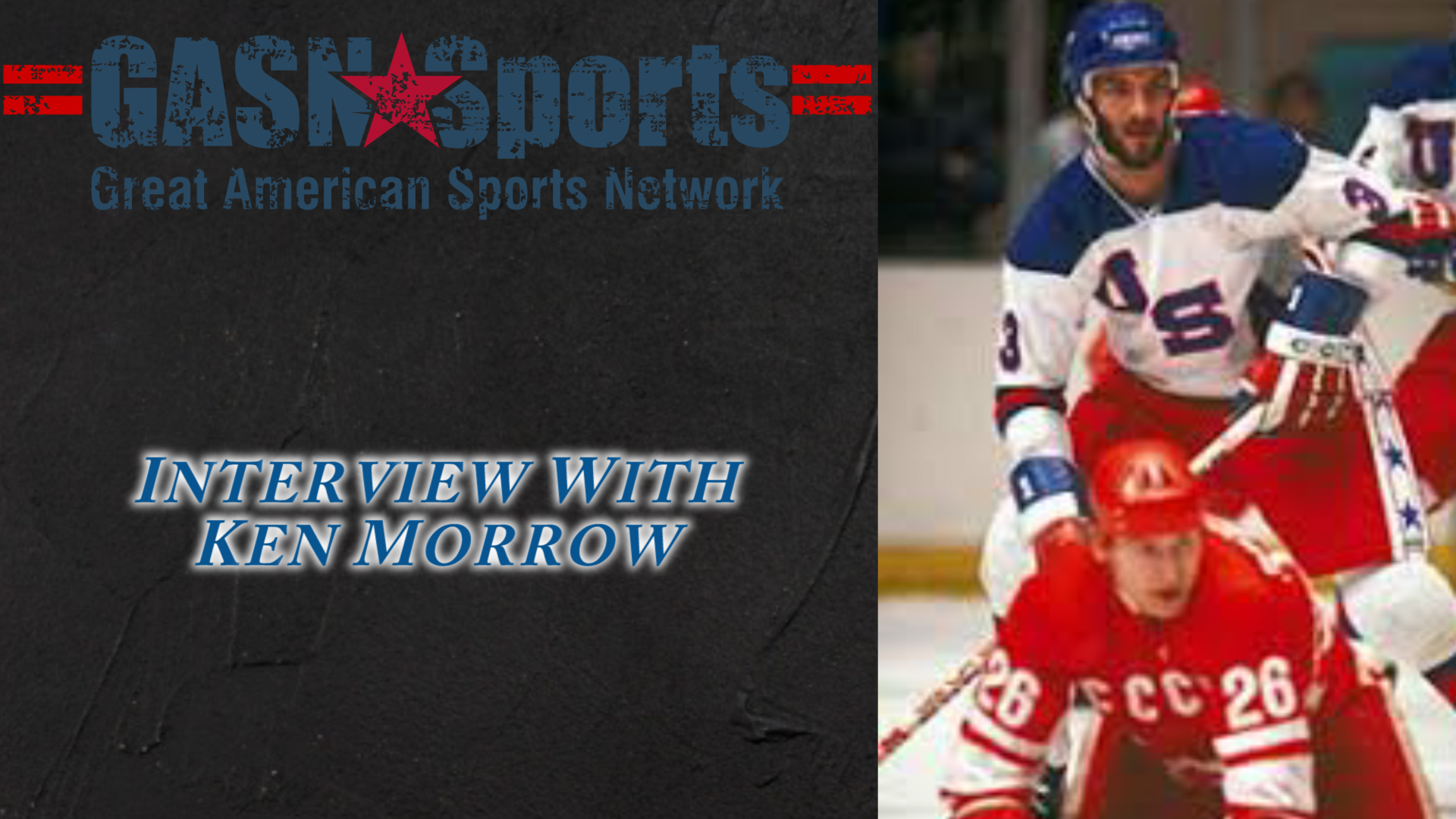 'Miracle on Ice' Conversation With Ken Morrow