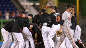 Baltimore Orioles v Miami Marlins