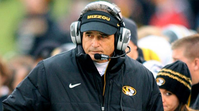 Mizzou head coach Gary Pinkel to retire