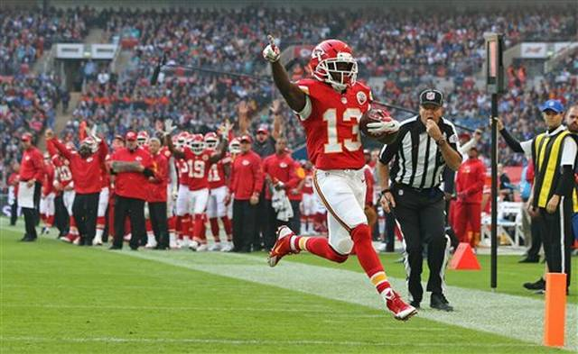 London Calling: Chiefs bludgeon hapless Lions