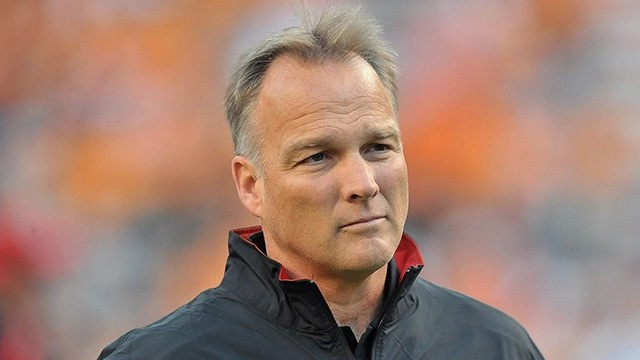 Mark Richt is out at Georgia