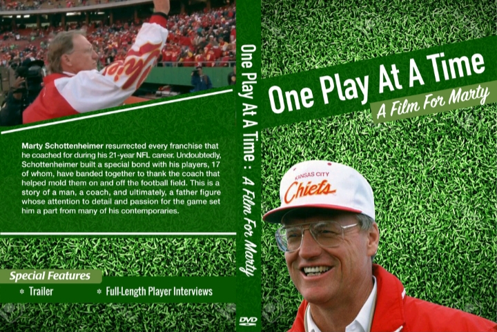 Marty Schottenheimer Film: Purchase Your DVD or Digital Copy to Help End Alzheimer's