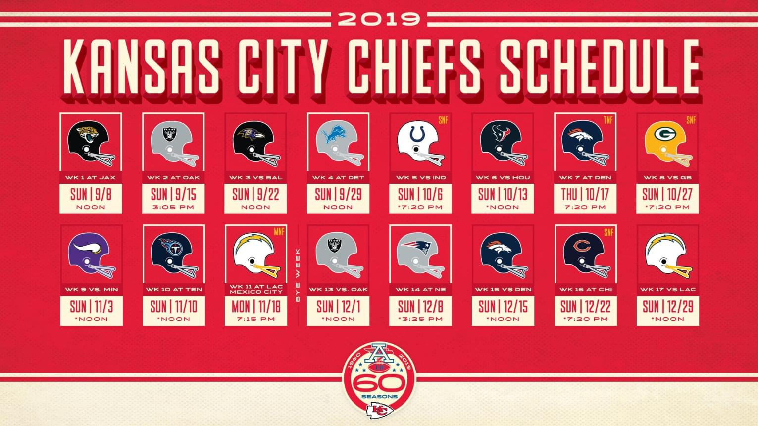 It's just a picture of Trust Kansas City Chiefs Printable Schedule