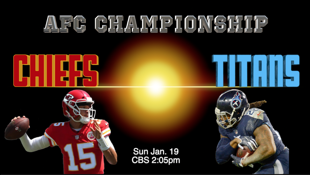 AFC Championship: Chiefs vs. Titans Ultimate Hype Video