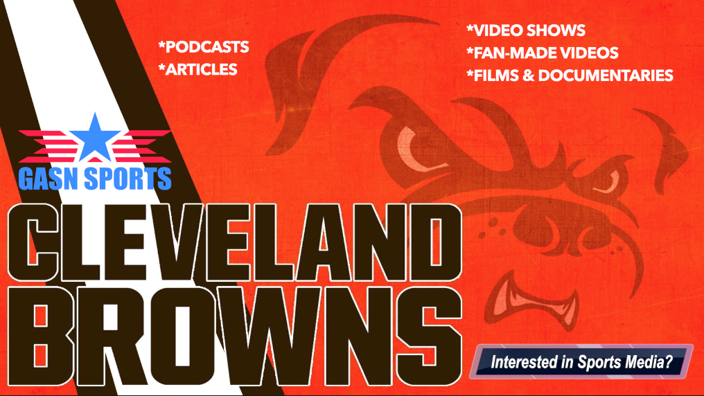 Cleveland Browns fans: Interested in sports media?
