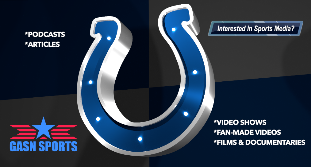 Indianapolis Colts fans: Interested in sports media?