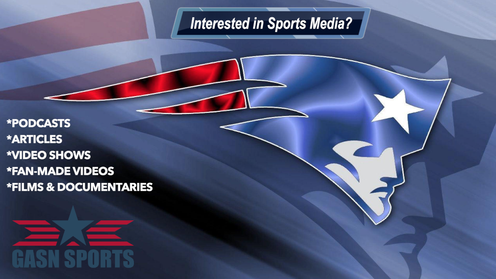 New England Patriots fans: Interested in sports media?