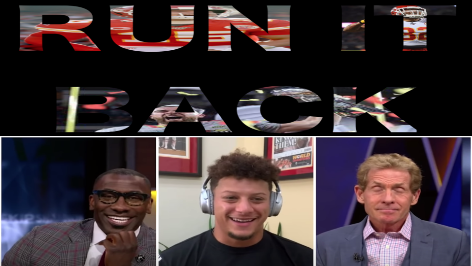 Run It Back: Chiefs hype video & Mahomes on how long he intends to play