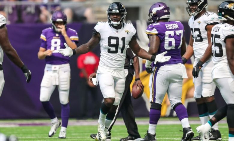 Analyzing the Jaguars' trade sending Yannick Ngakoue to the Vikings