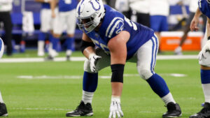 Colts guard Quenton Nelson