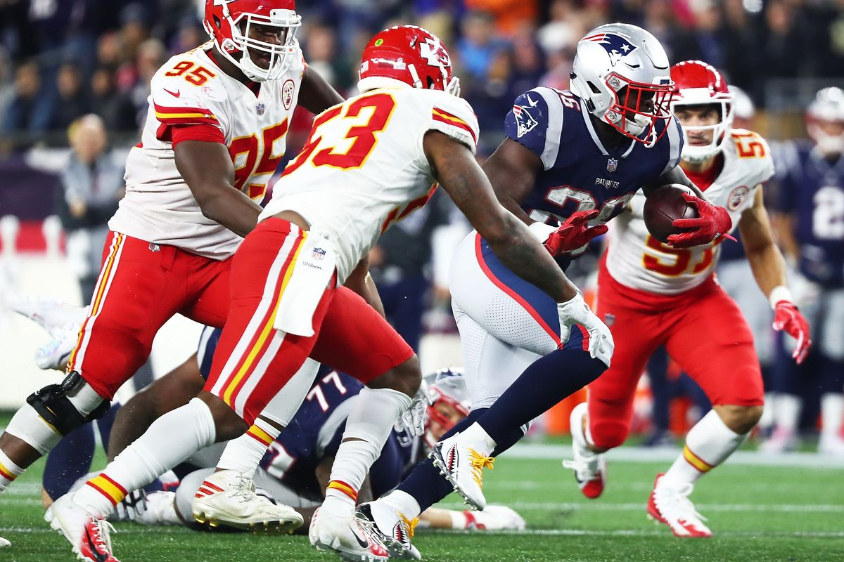 Chiefs Patriots game in jeopardy following positive test?