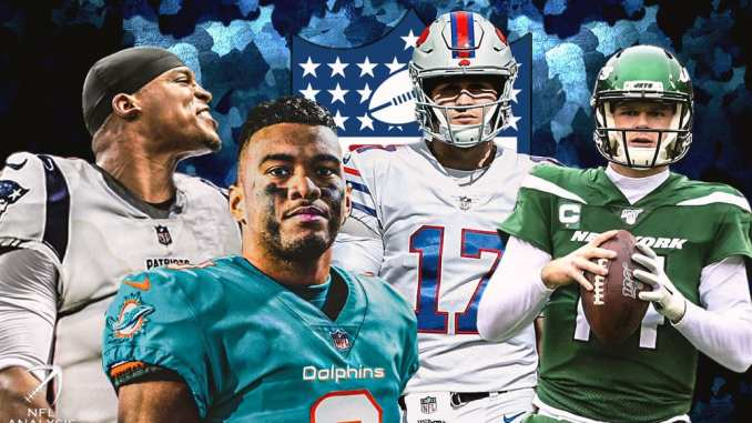 State of the Division: Week 4 Roundup and Look Ahead for the AFC East
