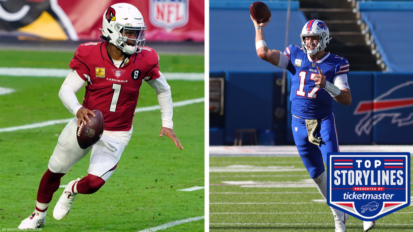 Buffalo Bills vs Arizona Cardinals News Notes and Predictions