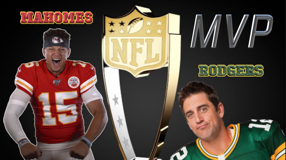 Mahomes needs to set this NFL record to hold off Rodgers & win 2nd MVP