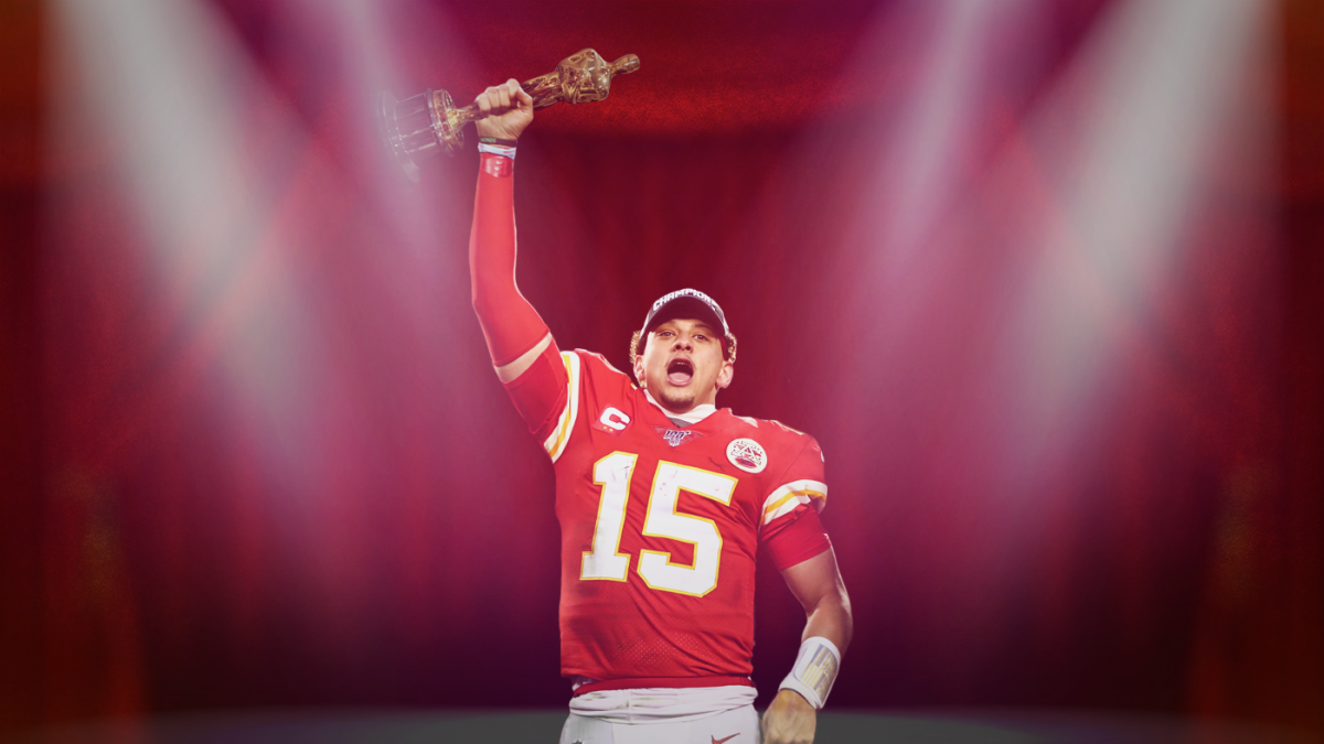 Breaking: Patrick Mahomes is the Chiefs' nominee for a prestigious award