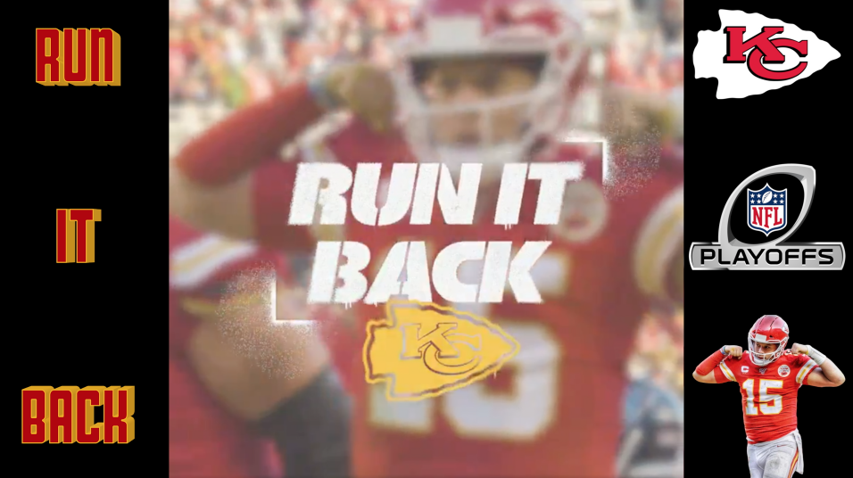 Video: Patrick Mahomes discusses what #RunItBack means to him