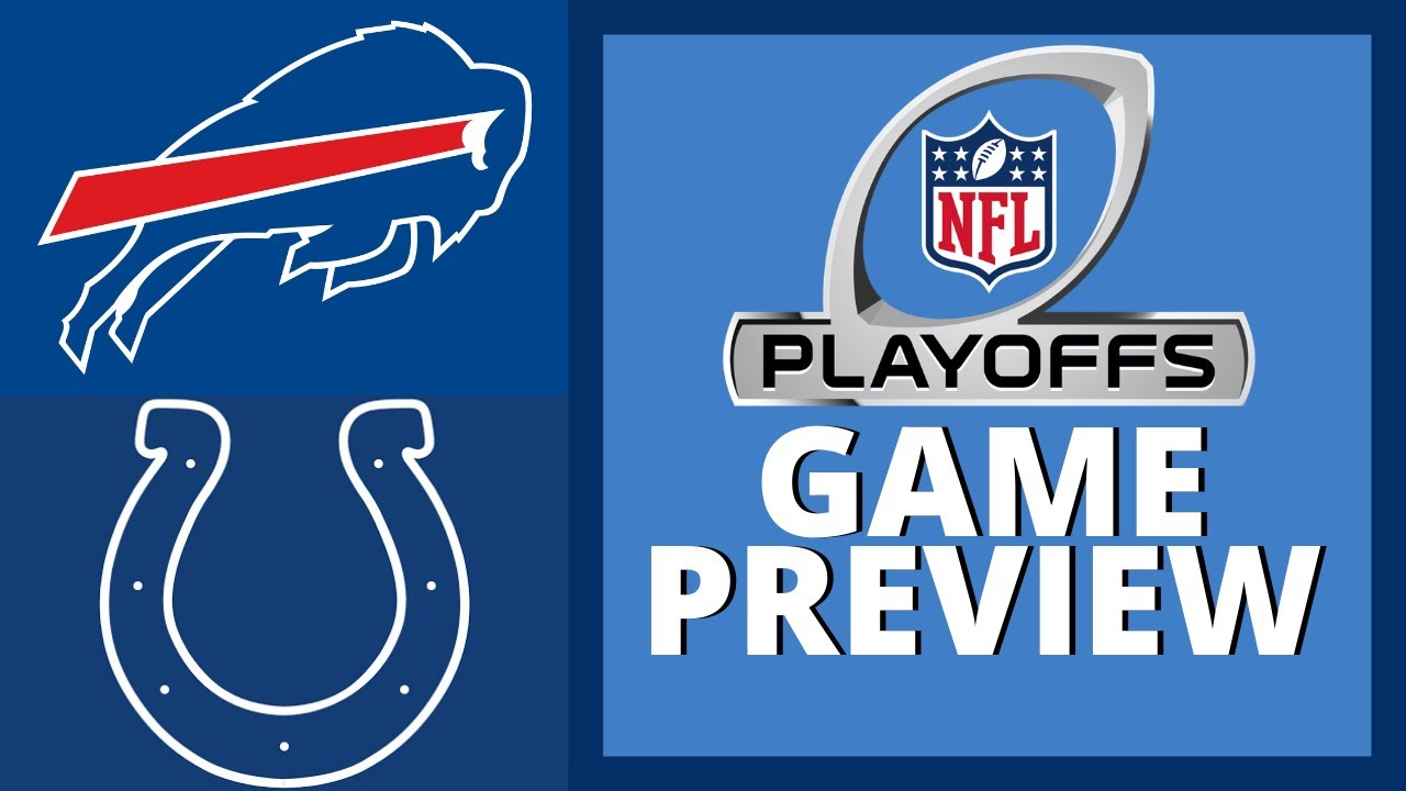 Buffalo Bills vs Indianapolis Colts: By the Numbers