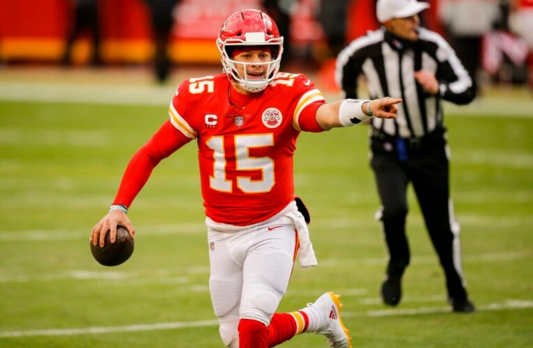 Patrick Mahomes Fans page now third largest NFL-related group on Facebook