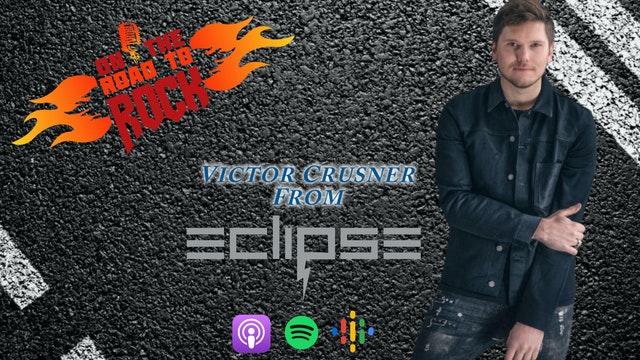 Eclipse Bassist Victor Crusner